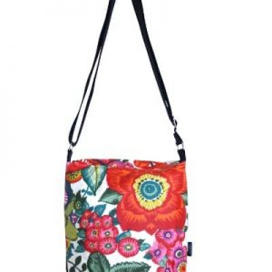 Fiona Small Messenger Bag – Anemone