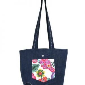 Kate Reversible Beach Tote Bag – Anemone