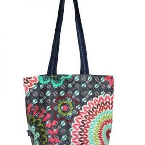 Kate Reversible Beach Bag – Funky Slate