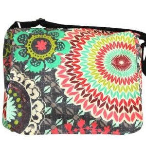 Clare Large Messenger Bag – Funky Slate