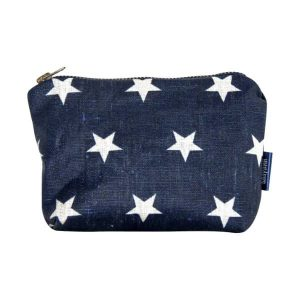 Emma Coin Purse – Blue Star