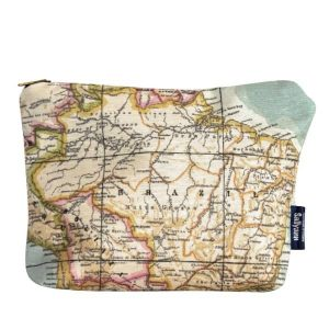 Emma Coin Purse – Old Map