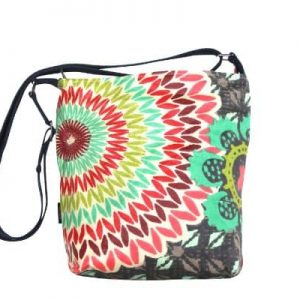 Amy Small Cross Body Zip Top Bag – Funky Slate