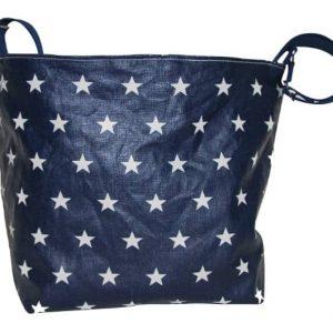 Tara Large Cross Body Bag – Blue Star