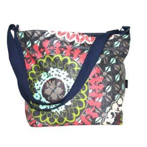 Tara Large Cross Body Bag – Funky Slate