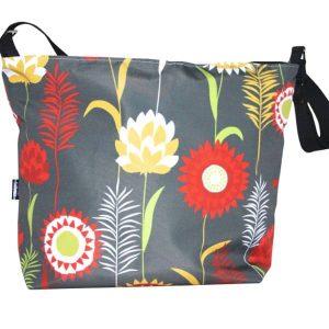 Tara Large Cross Body Bag – Grey Meadow