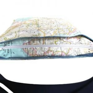 Tara Large Cross Body Bag – Old Map
