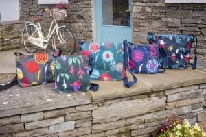 Beat the January Blues with Mood Enhancing Handbags Designed and Made in West Clare!