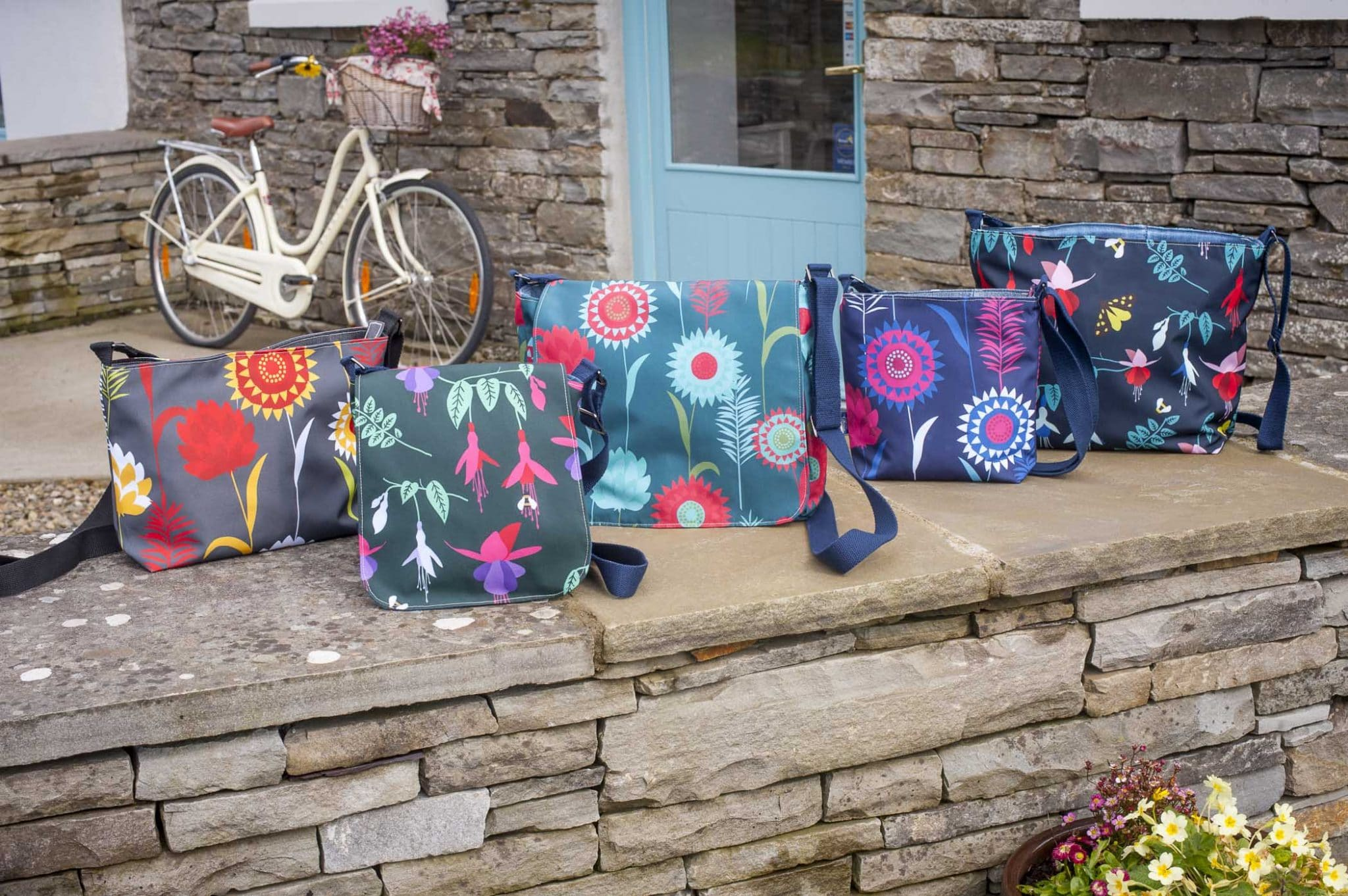 Read more about the article Beat the January Blues with Mood Enhancing Handbags Designed and Made in West Clare!