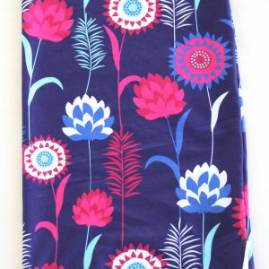 Neckband – Blue Meadow Fabric