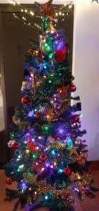 Bag Making HQ's Christmas Tree