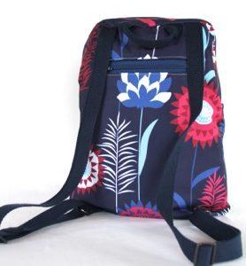 Marie Backpack – Blue Meadow
