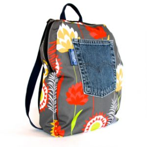 Marie Backpack – Grey Meadow