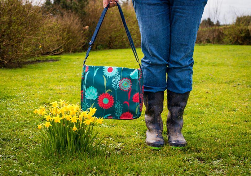 Meadow Messenger Bag