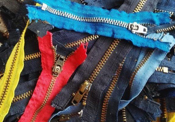 Naked zips
